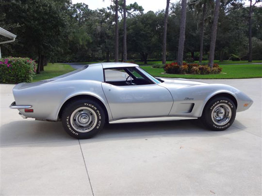 1973 corvette stingray. Cars Review. Best American Auto & Cars Review