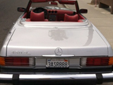 1979 Mercedes 450SL Roadster