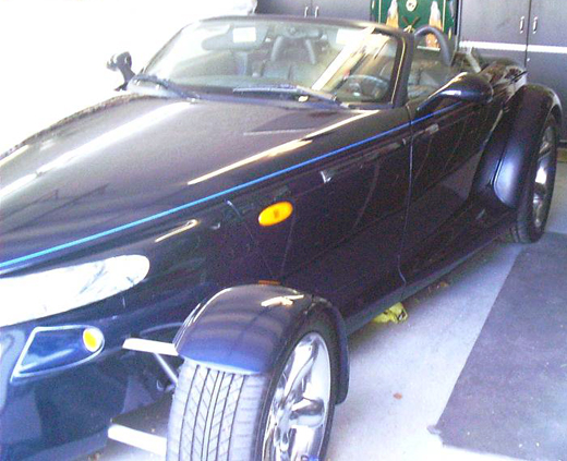 2001 Plymouth Prowler Roadster