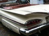 1959 Chevy Impala Convertible