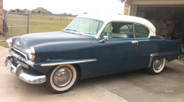 1953 Plymouth Belvedere 2Dr Hardtop