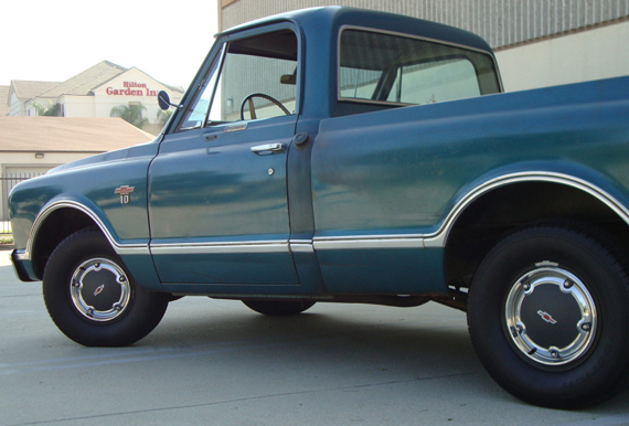 1967 Chevy C10 Cst Pickup