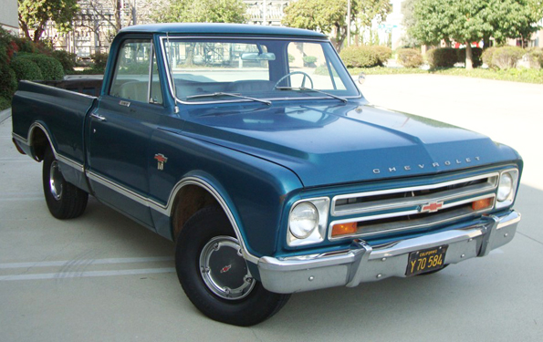 Gmc Truck For Sale >> 1967 Chevy C10 CST Pickup