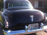 1949 Oldsmobile Coupe