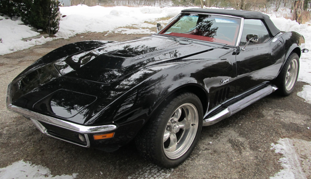 1968 Corvette Stingray Convertible