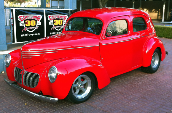 1940 Willys 2Dr Sedan