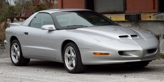 1996 Pontiac Firebird Formula Ws6 Cars On Linecom
