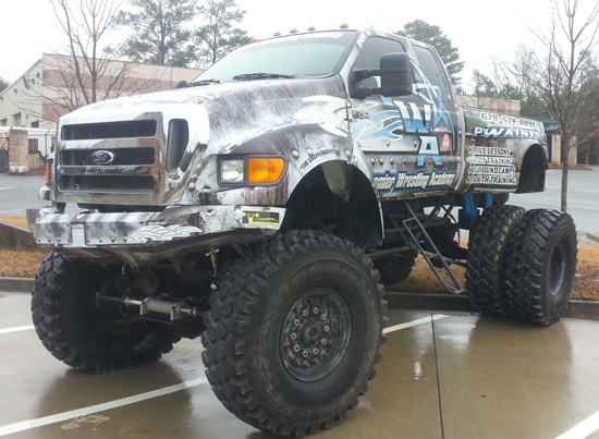 Ford Monster Truck Cars On Line Com Classic Cars For