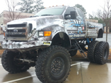 2001 Ford F650 Monster Truck