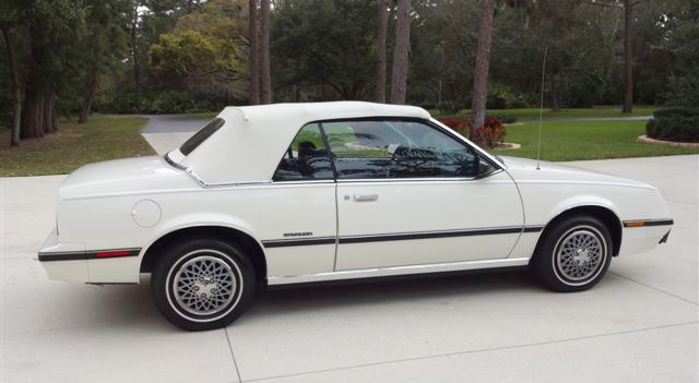 1983 chevy cavalier convertible