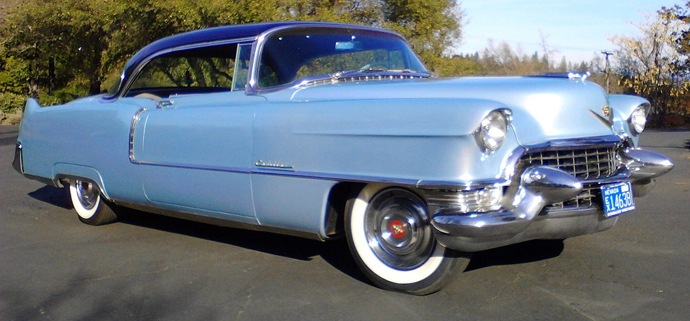 1955 Cadillac DeVille 62 Series