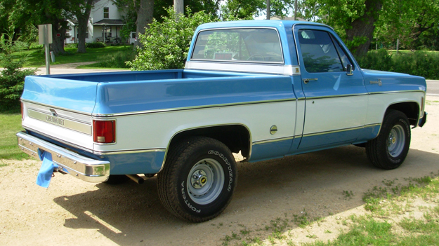 1978 chevy 1 2 ton pickup for For sale on line