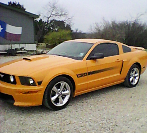 2008 ford mustang california special production numbers. Black Bedroom Furniture Sets. Home Design Ideas