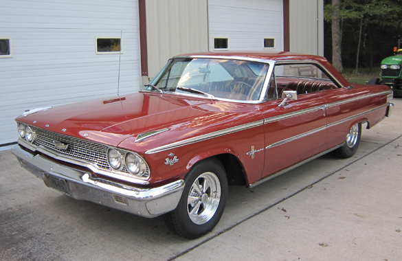 1963 ford galaxie 500 xl. Black Bedroom Furniture Sets. Home Design Ideas