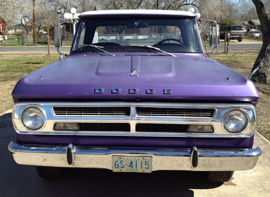 Dodge Trucks For Sale By Owner >> 1970 Dodge 2Dr Truck