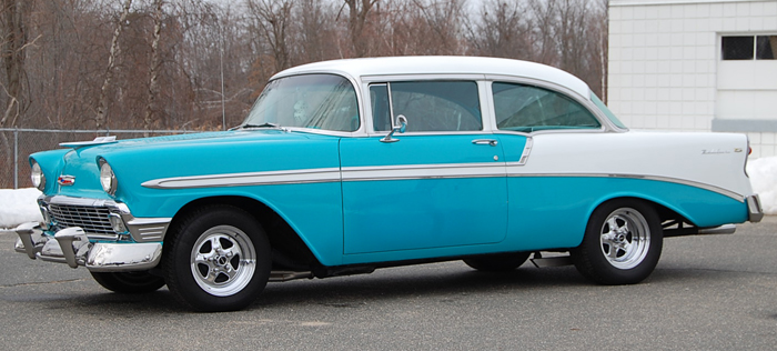 1956 Chevy Bel Air For Sale By Onwer Autos Post