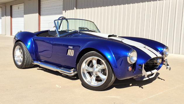 Shelby Cobra LS427 Replica