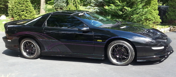 1996 Camaro RS Supercharged/Nitrous