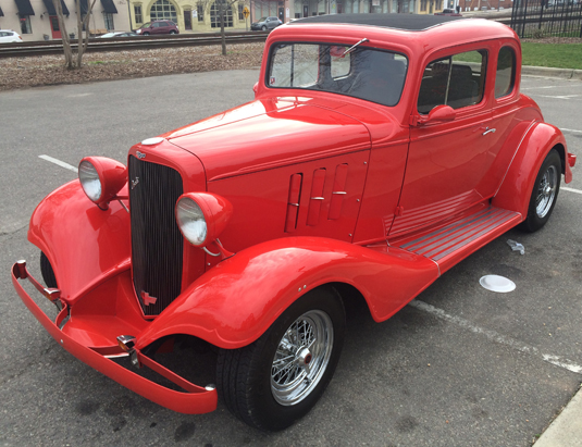 1933 chevy 5 window eagle coupe for 1933 chevy 3 window coupe