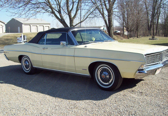 1968 ford galaxie 500 convertible. Cars Review. Best American Auto & Cars Review