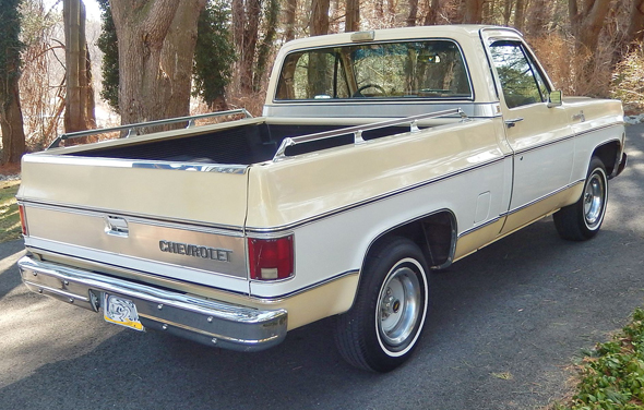 Used Chevy Trucks >> 1979 Chevy C-10 Silverado Pickup