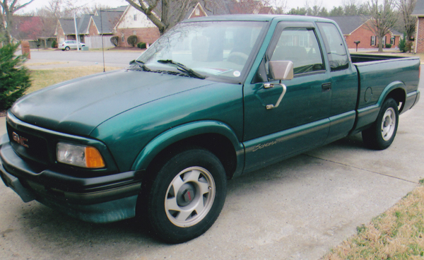 Gmc Sonoma Pick Up Truck For Parts Auto Parts By Owner Autos Post