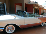 1956 Olds 98 Starfire Convertible