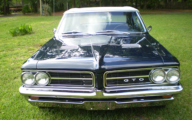 1964 Pontiac LeMans GTO Tribute