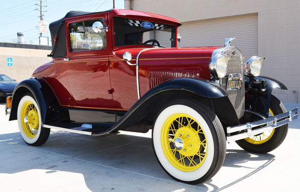 Early Ford 1928 To 1931 For Sale Cars On Line Com Classic