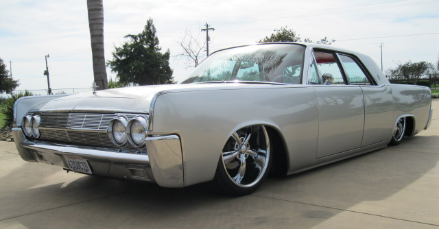 1963 Lincoln Continental Low Rider