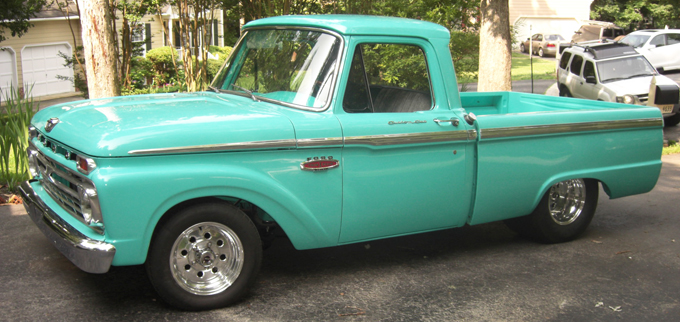 Image gallery 66 ford f 100