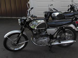 1964 Honda Dream & Scrambler