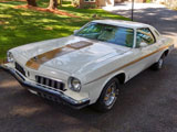 1973 Oldsmobile  Hurst Cutlass
