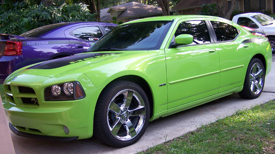 2007 Dodge  Daytona Charger RT