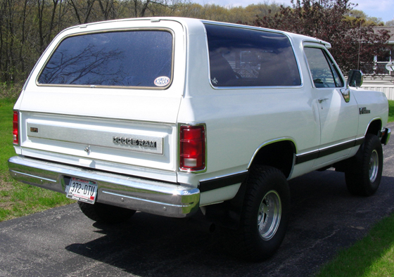 New Dodge Ramcharger Autos Post