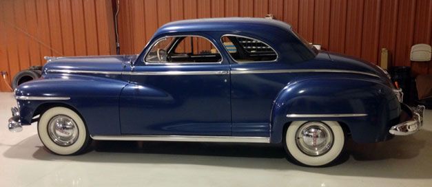 1948 Dodge Custom Deluxe Coupe