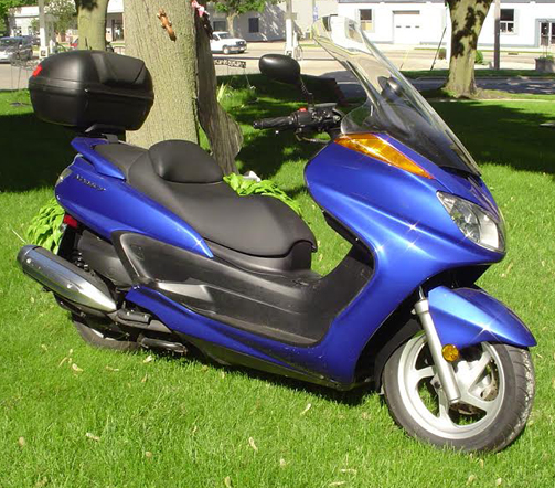2007 Yamaha Majusty 400