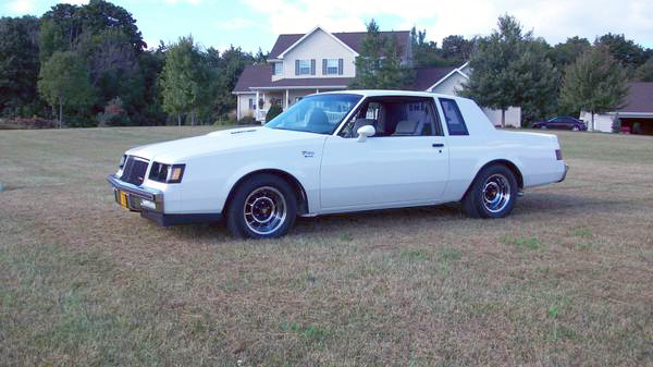 1986 Buick Turbo T Type Grand National