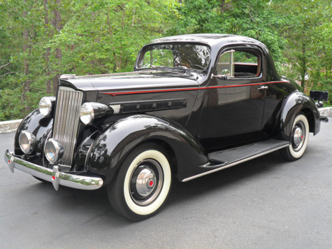 1937 packard 115c for 1937 packard 3 window coupe