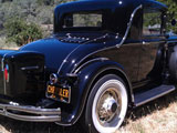 1931 Chrysler 3 Window Coupe