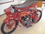 1926 Indian Scout Jr