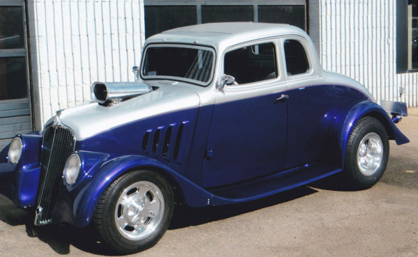 Online Car Parts >> 1933 Willys Coupe