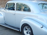 1940 Oldsmobile 2Dr Sedan