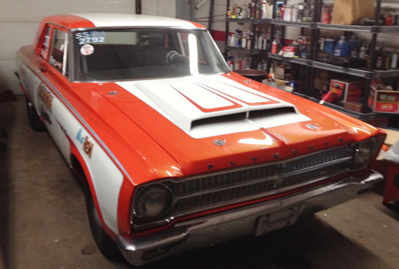 Plymouth Belvedere A990 Super Stock