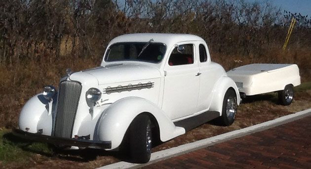 1935 Plymouth Business Coupe