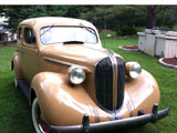 1938 Plymouth 4Dr Deluxe