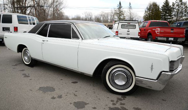 1966 Lincoln Continental 2Dr Hardtop