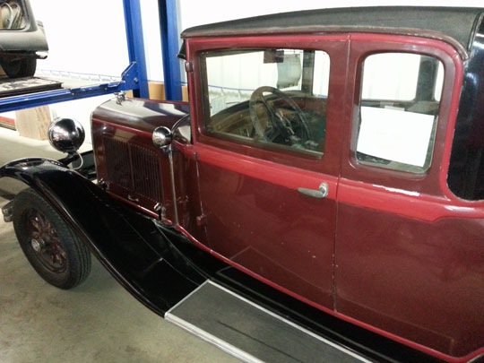 1929 Chrysler Model 65