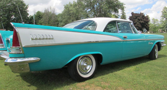 1957 chrysler saratoga for 1957 chrysler saratoga 4 door