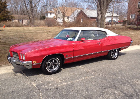 1972 Pontiac  Luxury Lemans